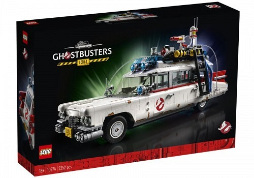 LEGO® Ghostbusters ECTO-1 10274